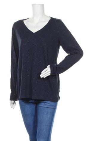Γυναικεία μπλούζα Sonoma, Μέγεθος L, Χρώμα Μπλέ, 60% βαμβάκι, 40% πολυεστέρας, Τιμή 11,04€