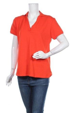 Γυναικεία μπλούζα Springfield, Μέγεθος XL, Χρώμα Πορτοκαλί, 95% βαμβάκι, 5% ελαστάνη, Τιμή 13,07€
