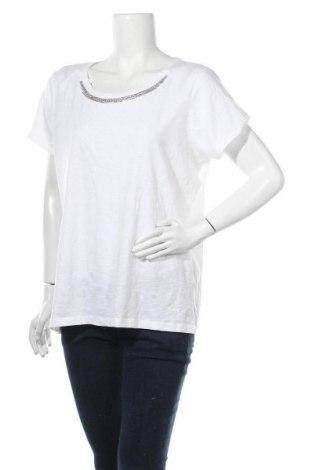 Γυναικεία μπλούζα St. John's Bay, Μέγεθος XL, Χρώμα Λευκό, 60% βαμβάκι, 40% πολυεστέρας, Τιμή 9,94€