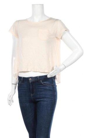 Γυναικεία μπλούζα Stefanel, Μέγεθος XS, Χρώμα Ρόζ , Τιμή 18,84€