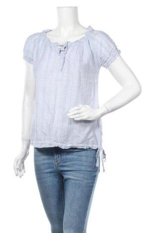 Дамска блуза Street One, Размер M, Цвят Син, Памук, Цена 17,85лв.