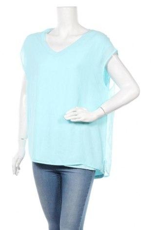 Дамска блуза Street One, Размер XL, Цвят Син, Вискоза, Цена 15,96лв.