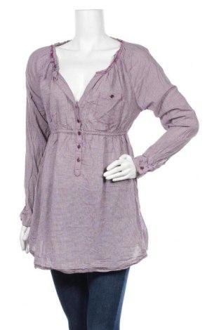 Дамска блуза Sublevel, Размер XL, Цвят Розов, Памук, Цена 18,95лв.