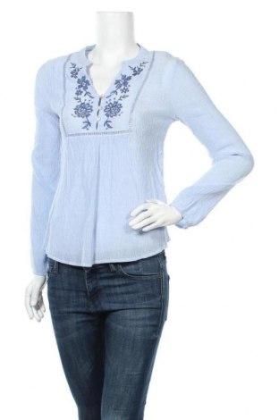 Γυναικεία μπλούζα Susy Mix, Μέγεθος S, Χρώμα Μπλέ, Πολυεστέρας, Τιμή 11,04€