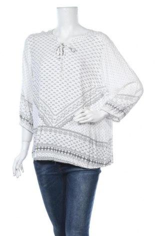 Γυναικεία μπλούζα Suzanne Grae, Μέγεθος XL, Χρώμα Λευκό, Βισκόζη, Τιμή 12,34€