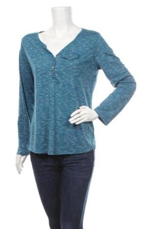 Γυναικεία μπλούζα Suzy Shier, Μέγεθος L, Χρώμα Μπλέ, 95% βισκόζη, 5% ελαστάνη, Τιμή 6,75€