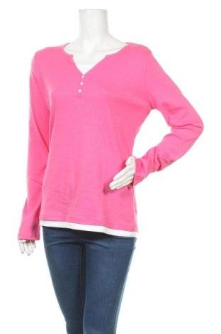 Γυναικεία μπλούζα TCM, Μέγεθος XL, Χρώμα Ρόζ , Βαμβάκι, Τιμή 7,17€
