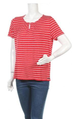 Дамска блуза Tahari, Размер L, Цвят Червен, Цена 24,99лв.
