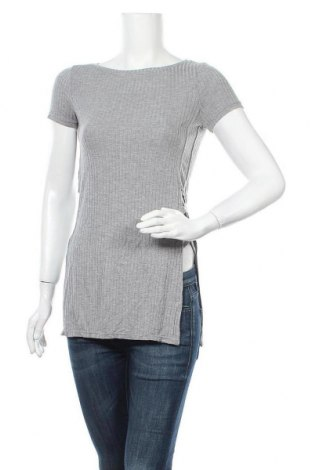 Γυναικεία μπλούζα Tally Weijl, Μέγεθος XS, Χρώμα Γκρί, Τιμή 10,49€