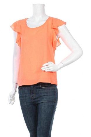 Γυναικεία μπλούζα Tally Weijl, Μέγεθος L, Χρώμα Πορτοκαλί, Πολυεστέρας, Τιμή 9,87€