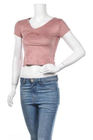 Γυναικεία μπλούζα Tally Weijl, Μέγεθος XS, Χρώμα Ρόζ , Τιμή 8,44€