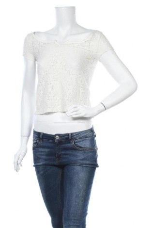 Γυναικεία μπλούζα Tally Weijl, Μέγεθος XXS, Χρώμα Λευκό, Τιμή 10,49€