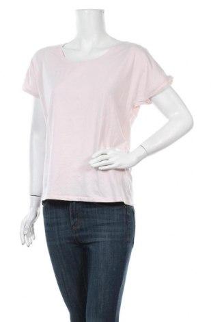 Γυναικεία μπλούζα Tchibo, Μέγεθος M, Χρώμα Ρόζ , 95% βαμβάκι, 5% ελαστάνη, Τιμή 4,32€