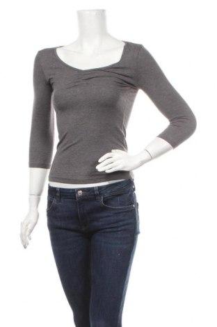 Γυναικεία μπλούζα Terranova, Μέγεθος S, Χρώμα Γκρί, 63% πολυεστέρας, 33% βαμβάκι, 4% ελαστάνη, Τιμή 7,27€