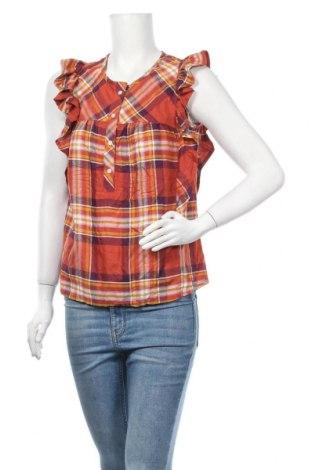Γυναικεία μπλούζα Time and tru, Μέγεθος S, Χρώμα Πολύχρωμο, Βισκόζη, Τιμή 8,77€