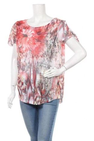 Γυναικεία μπλούζα Time and tru, Μέγεθος L, Χρώμα Πολύχρωμο, Πολυεστέρας, Τιμή 9,25€