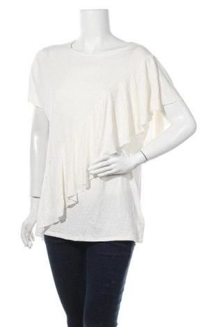 Γυναικεία μπλούζα Time and tru, Μέγεθος XL, Χρώμα Λευκό, 71% μοντάλ, 29% πολυεστέρας, Τιμή 10,39€