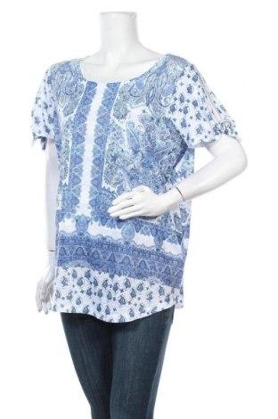 Γυναικεία μπλούζα Time and tru, Μέγεθος XL, Χρώμα Λευκό, Πολυεστέρας, Τιμή 10,49€