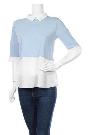 Γυναικεία μπλούζα Today, Μέγεθος XL, Χρώμα Μπλέ, 95% πολυεστέρας, 5% ελαστάνη, Τιμή 5,71€