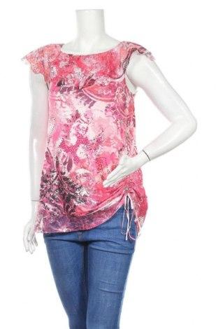 Γυναικεία μπλούζα Tredy, Μέγεθος S, Χρώμα Ρόζ , 95% πολυαμίδη, 5% ελαστάνη, Τιμή 7,60€