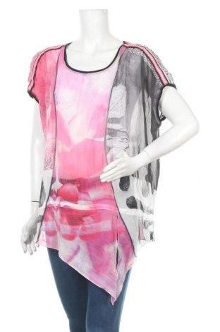 Γυναικεία μπλούζα Tredy, Μέγεθος L, Χρώμα Πολύχρωμο, Πολυεστέρας, Τιμή 9,38€