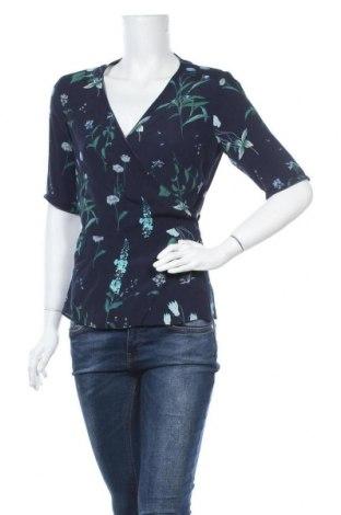 Γυναικεία μπλούζα Un Deux Trois, Μέγεθος S, Χρώμα Μπλέ, Πολυεστέρας, Τιμή 19,74€