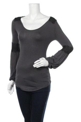 Дамска блуза Venus, Размер XXS, Цвят Сив, 95% вискоза, 5% еластан, Цена 4,99лв.