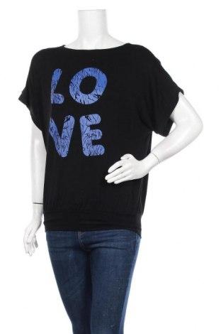 Γυναικεία μπλούζα Vert De Rage, Μέγεθος S, Χρώμα Μαύρο, 90% βισκόζη, 10% ελαστάνη, Τιμή 9,94€