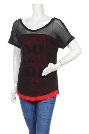 Γυναικεία μπλούζα Vert De Rage, Μέγεθος L, Χρώμα Μαύρο, Τιμή 3,64€