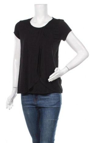 Γυναικεία μπλούζα Vertbaudet, Μέγεθος M, Χρώμα Μαύρο, 95% βισκόζη, 5% ελαστάνη, Τιμή 9,38€