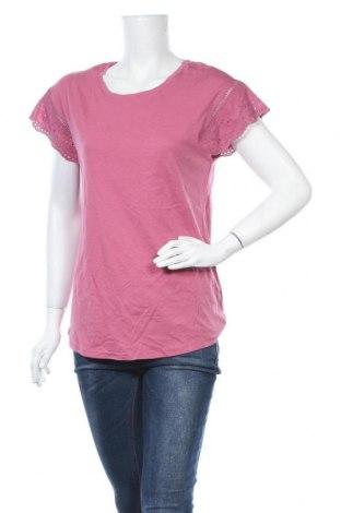 Γυναικεία μπλούζα Vrs Woman, Μέγεθος L, Χρώμα Ρόζ , 50% βαμβάκι, 50% βισκόζη, Τιμή 11,69€