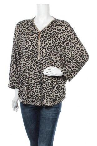 Γυναικεία μπλούζα W. Lane, Μέγεθος XL, Χρώμα  Μπέζ, 97% πολυεστέρας, 3% ελαστάνη, Τιμή 11,72€