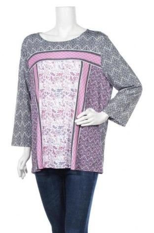 Γυναικεία μπλούζα W. Lane, Μέγεθος XL, Χρώμα Πολύχρωμο, Πολυεστέρας, ελαστάνη, Τιμή 8,28€
