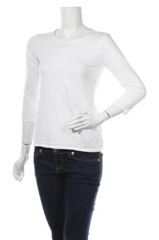 Γυναικεία μπλούζα Weekend Max Mara, Μέγεθος M, Χρώμα Λευκό, 95% βαμβάκι, 5% ελαστάνη, Τιμή 54,26€