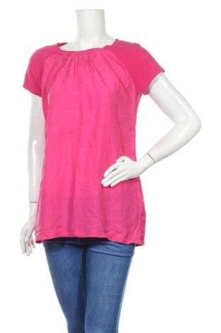 Γυναικεία μπλούζα Weekend Max Mara, Μέγεθος M, Χρώμα Ρόζ , 93% βαμβάκι, 7% ελαστάνη, Τιμή 38,10€