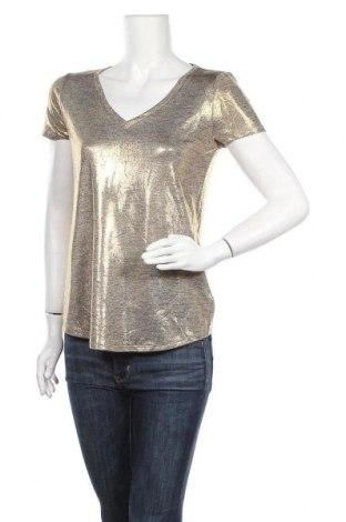 Γυναικεία μπλούζα White House / Black Market, Μέγεθος S, Χρώμα Χρυσαφί, 95% πολυεστέρας, 5% ελαστάνη, Τιμή 20,52€