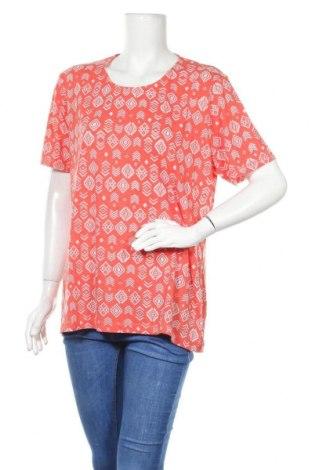 Γυναικεία μπλούζα Woman By Tchibo, Μέγεθος XL, Χρώμα Κόκκινο, 67% πολυεστέρας, 33% βαμβάκι, Τιμή 10,39€