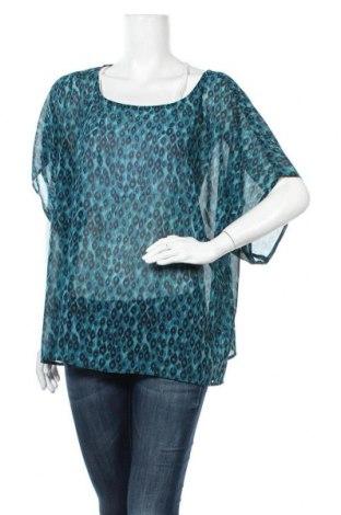 Γυναικεία μπλούζα Woman By Tchibo, Μέγεθος XXL, Χρώμα Μπλέ, Πολυεστέρας, Τιμή 10,49€