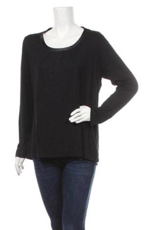 Γυναικεία μπλούζα Woman By Tchibo, Μέγεθος XL, Χρώμα Μαύρο, 95% βισκόζη, 5% ελαστάνη, Τιμή 9,74€