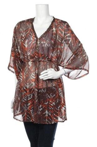 Γυναικεία μπλούζα Woman By Tchibo, Μέγεθος L, Χρώμα Πολύχρωμο, Πολυεστέρας, Τιμή 9,94€