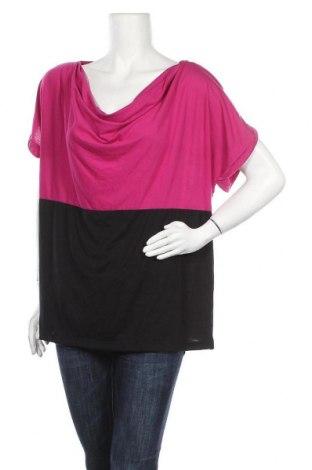 Γυναικεία μπλούζα Worthington, Μέγεθος XL, Χρώμα Βιολετί, 65% πολυεστέρας, 35% βισκόζη, Τιμή 8,45€