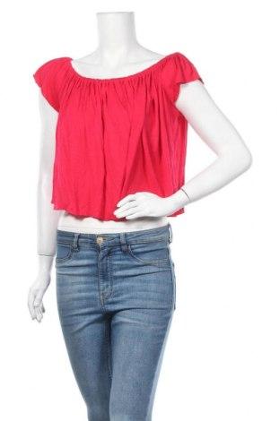 Γυναικεία μπλούζα Yes Or No, Μέγεθος M, Χρώμα Ρόζ , 100% βισκόζη, Τιμή 9,74€