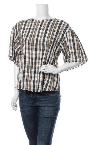 Дамска блуза Yessica, Размер M, Цвят Многоцветен, 66% полиестер, 33% вискоза, 1% еластан, Цена 15,96лв.