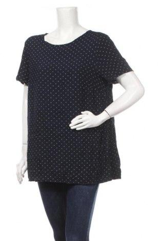 Γυναικεία μπλούζα Yessica, Μέγεθος XL, Χρώμα Μπλέ, Βισκόζη, Τιμή 11,69€
