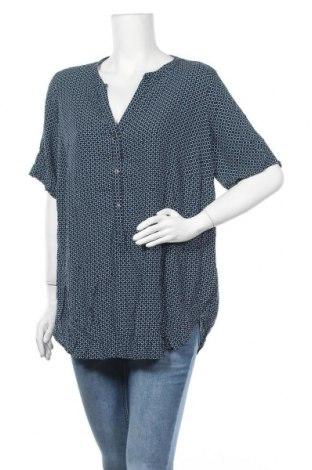 Γυναικεία μπλούζα Yessica, Μέγεθος XXL, Χρώμα Μπλέ, Βισκόζη, Τιμή 10,39€