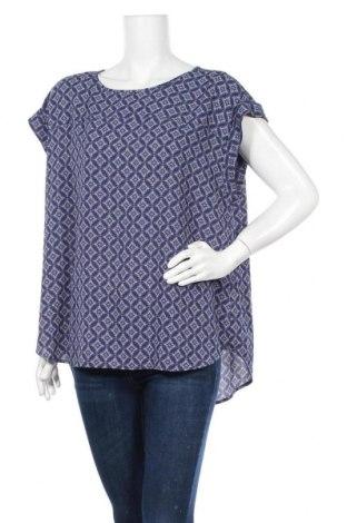 Γυναικεία μπλούζα Yessica, Μέγεθος XXL, Χρώμα Μπλέ, 7% πολυεστέρας, 3% ελαστάνη, Τιμή 9,25€