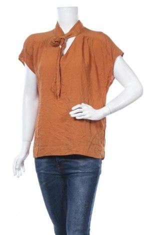 Γυναικεία μπλούζα Yessica, Μέγεθος XXL, Χρώμα Πορτοκαλί, Βισκόζη, Τιμή 9,74€