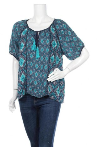 Γυναικεία μπλούζα Yessica, Μέγεθος XL, Χρώμα Μπλέ, Βισκόζη, Τιμή 9,87€