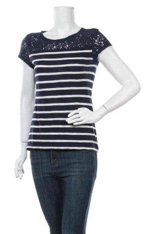 Γυναικεία μπλούζα Yessica, Μέγεθος S, Χρώμα Μπλέ, 94% βαμβάκι, 6% ελαστάνη, Τιμή 9,87€