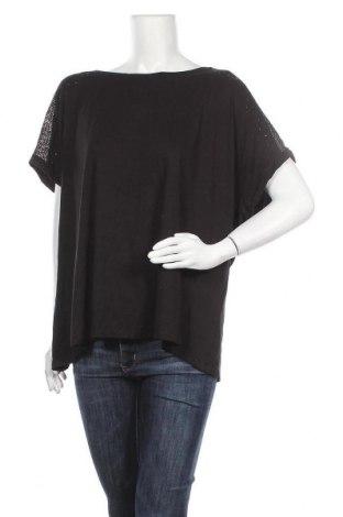 Γυναικεία μπλούζα Yessica, Μέγεθος XXL, Χρώμα Μαύρο, 95% βισκόζη, 5% ελαστάνη, Τιμή 12,34€